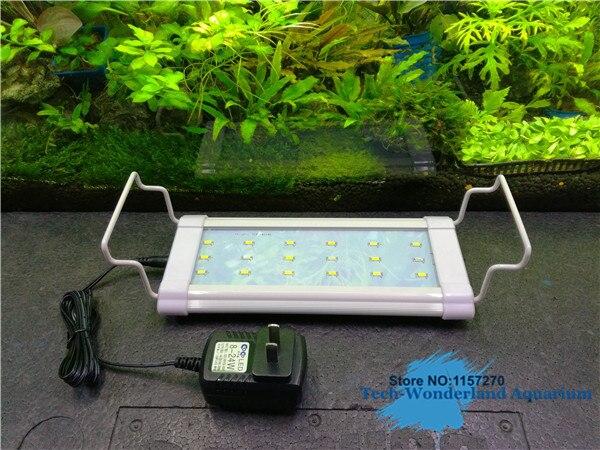 Plafoniera Led Per Acquario Acqua Dolce : Coperchio led per acquario fish tank piante acquatiche lampada c