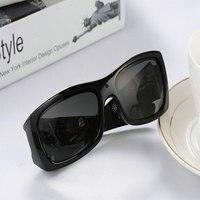 Смарт-очки с видео камерой обновленная версия DV Bluetooth стерео гарнитура полярная камера цифровая видео HD камера солнцезащитные очки