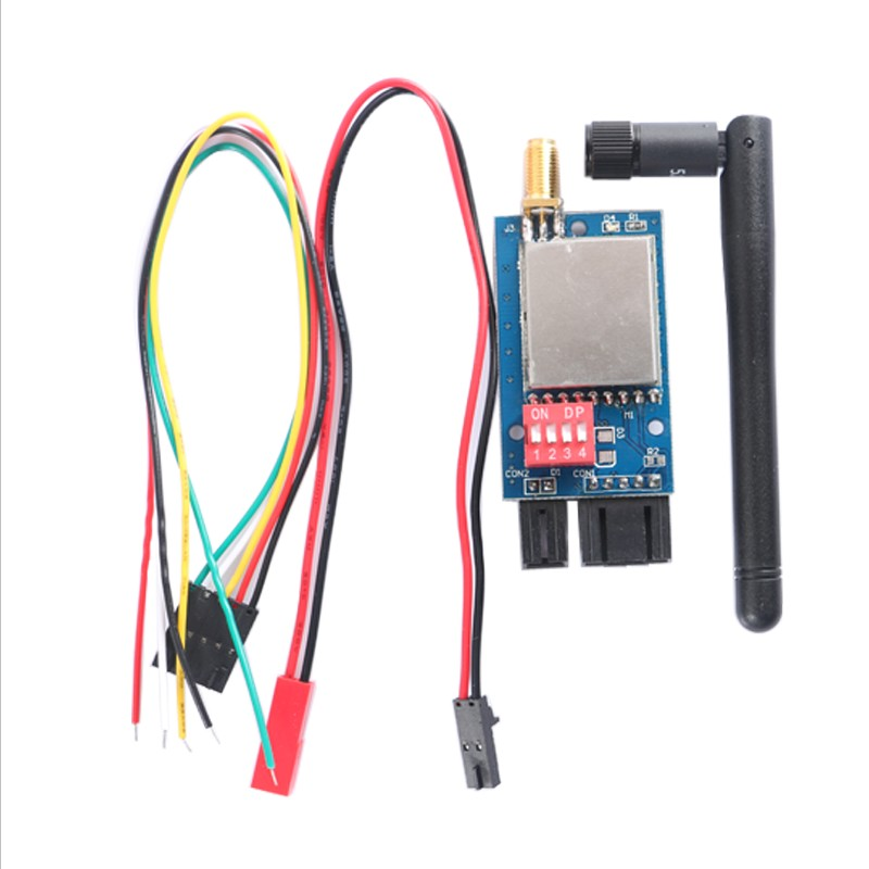 5.8G 8CH Diversity RX FPV AV Audio Video RC 350 Receiver Image Transmission Receiver Module PAL NTSC for Through FPV Multicopter