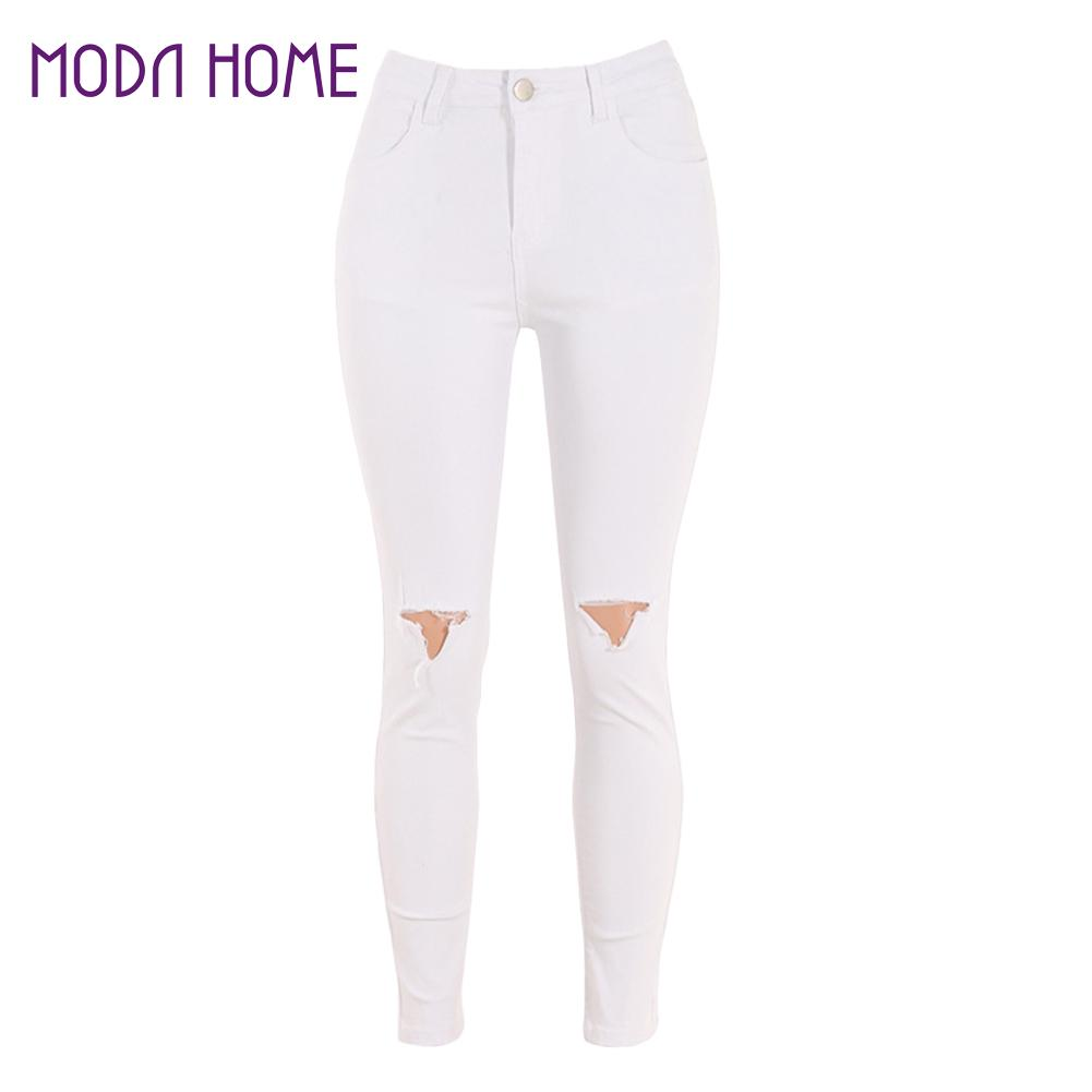 Online Get Cheap White Denim Jeggings -Aliexpress.com | Alibaba Group