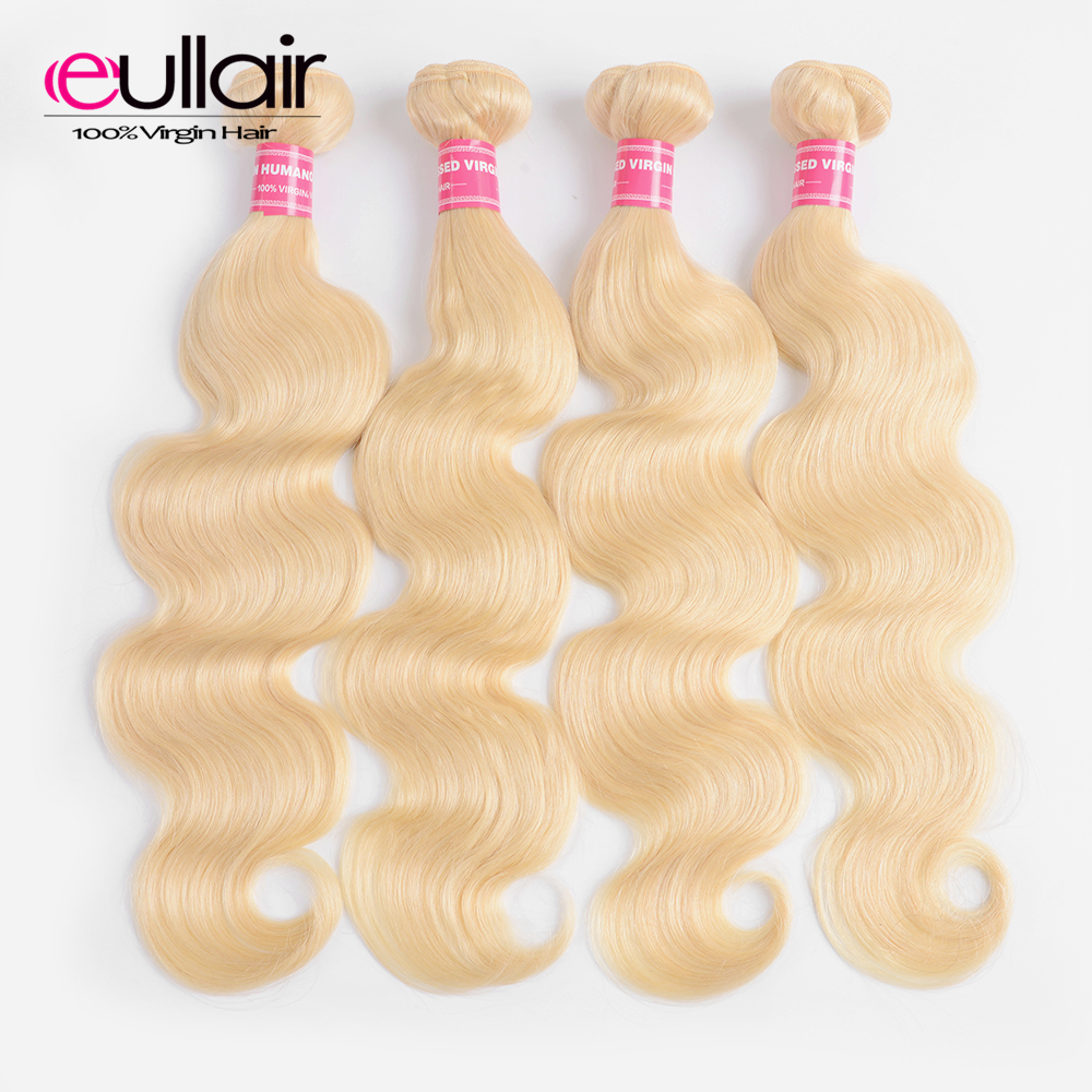 Human Hair Weaves Open-Minded Honey Blonde Malaysian Body Wave Hair Bundles Deals #613 Remy Human Hair Weaves 1/4 Piece Hair Extensions Deals Free Shipping Be Novel In Design Hair Extensions & Wigs
