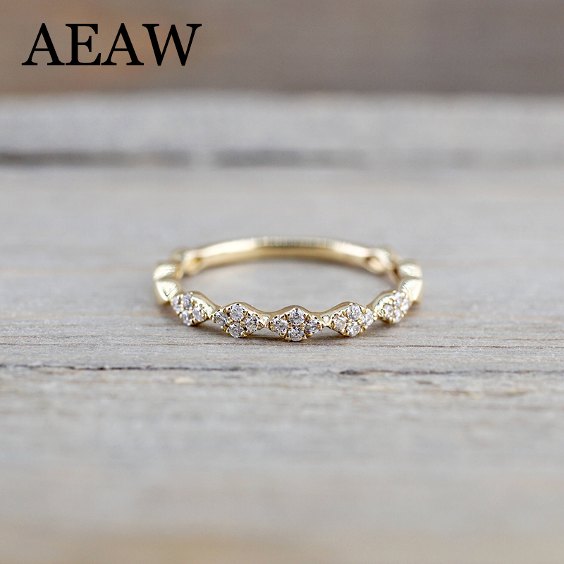 14K Yellow Gold  DF Moissanite  Moissanite  Engagement Band Total lab Diamond Solitaire Wedding for Women14K Yellow Gold  DF Moissanite  Moissanite  Engagement Band Total lab Diamond Solitaire Wedding for Women