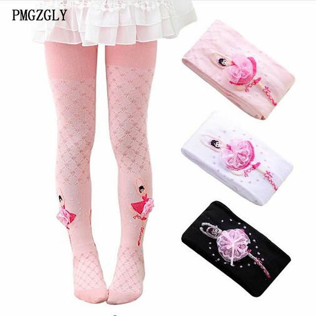 91102653b Girls Ballet Dance Kids Girls Tights Cute Lace Girl Velvet Magic Stocking  Baby Girls Tights Children