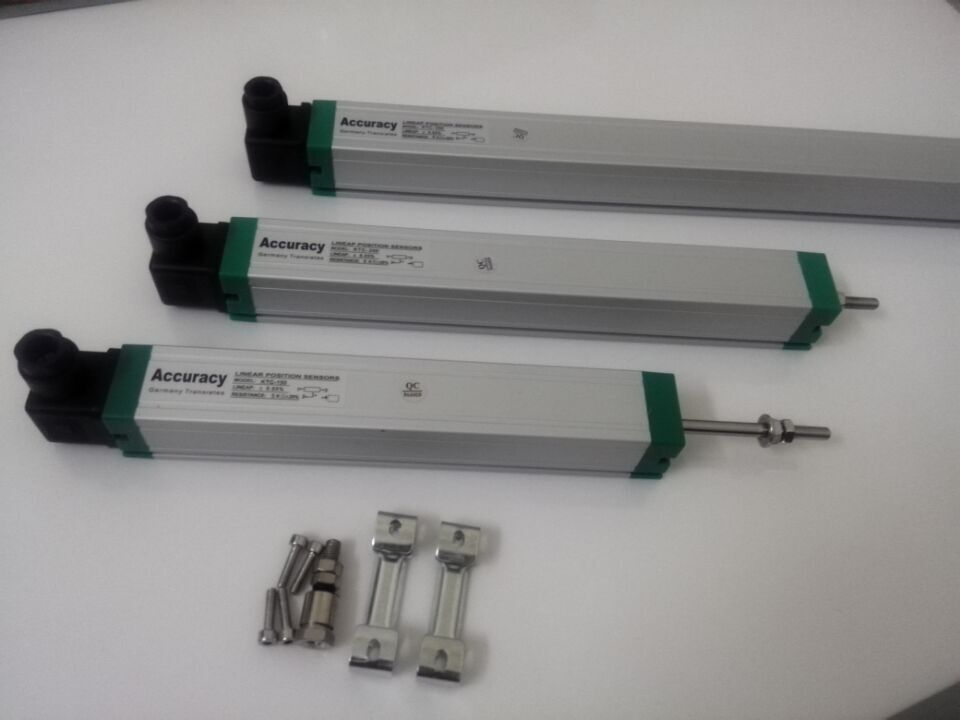Injection moulding machine drawbar electronic ruler 75mm LT-M-075-S-XL displacement sensorInjection moulding machine drawbar electronic ruler 75mm LT-M-075-S-XL displacement sensor