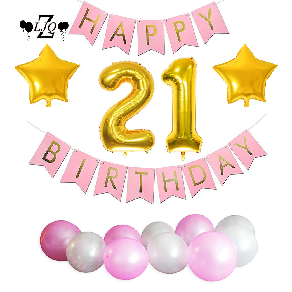 Th Birthday Decorations Discount