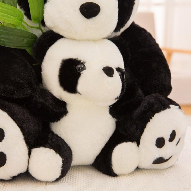 News Selling Panda Doll Simulation Giant Panda Plush Toy Children