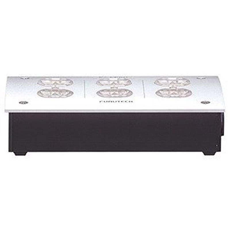 Tüketici Elektroniği'ten Fix ve Konnektörler'de 100% Yepyeni E TP60 HIFI Güç klima AC Güç Dağıtıcı title=