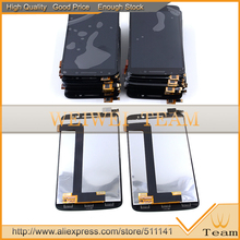 NEW Original for Prestigio MultiPhone PAP 7600 Duo PAP7600 7600DUO LCD Screen Display + Touch Panel Digitizer replacement