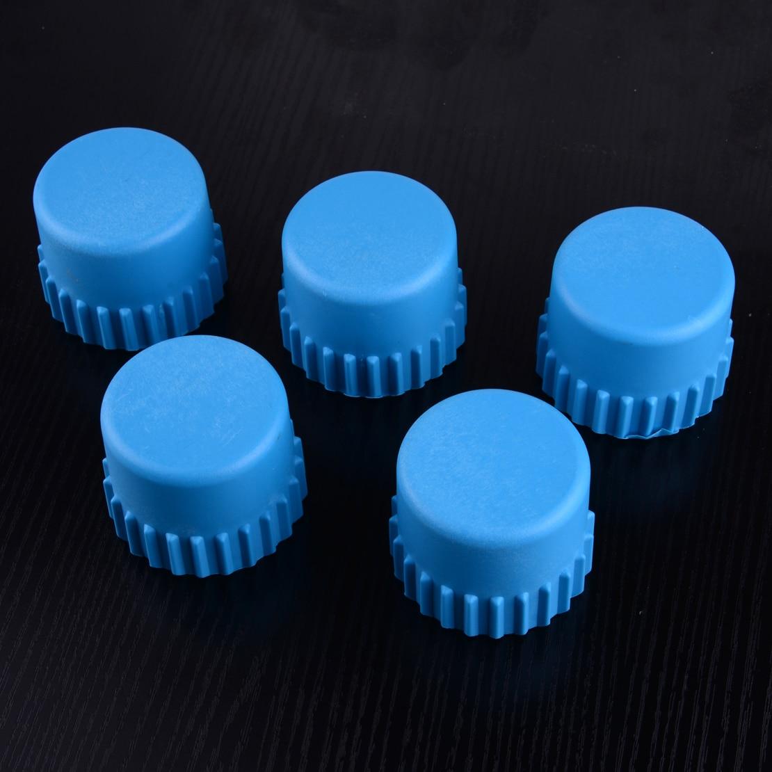 LETAOSK 5pcs 2.5 Blue Nylon Bump Knob 537185801 Fit for Husqvarna T35 Trimmer Head Accessory Parts ReplacementLETAOSK 5pcs 2.5 Blue Nylon Bump Knob 537185801 Fit for Husqvarna T35 Trimmer Head Accessory Parts Replacement