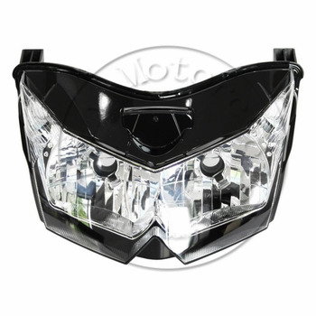 Motorcycle Front Headlight For kawasaki Z1000 2010-2011 Z 1000 Head Light Lamp Assembly Headlamp Lighting Moto Parts