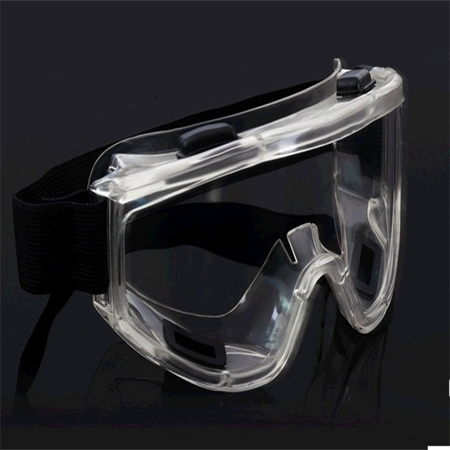 a2dd6658420 Fashion Unisex Safety Goggles Motorcycle Cycling Eye Protection Glasses Ski  goggles Sand-proof Anti Wind Dust Airsoft Goggles