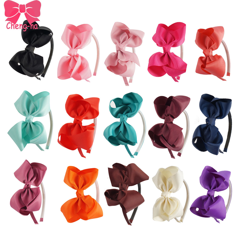 High Quality Baby Hair Band With Grosgras