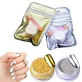 ViewS@ 2 Box Mirror Powder Gold Silver Pigment Nail Glitter Nail Art Chrome(Silver+Gold)