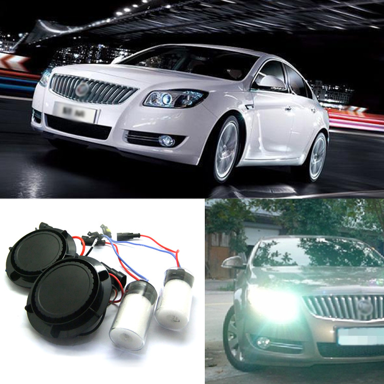 iPobooTech New Generation All In One Lower Beam Error Free H7 HID Lights For Buick Regal