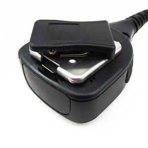 Image 4 - Heavy Duty Rugged Speaker Mic PTT for Motorola Walkie Talkie DP4400 DP4401 APX2000 DGP8550 DGP8050 Two Way Radio