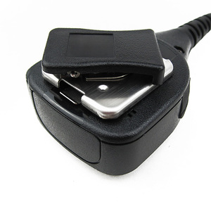 Image 4 - مكبر صوت قوي شديد التحمل مايك PTT لموتورولا لاسلكي تخاطب DP4400 DP4401 APX2000 DGP8550 DGP8050 راديو ذو اتجاهين