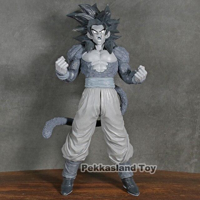 Bola de Dragón GT Super Master Stars Piece Super Saiyan 4 Goku figura Son Goku SSJ4 el cepillo de PVC juguete de modelos coleccionables