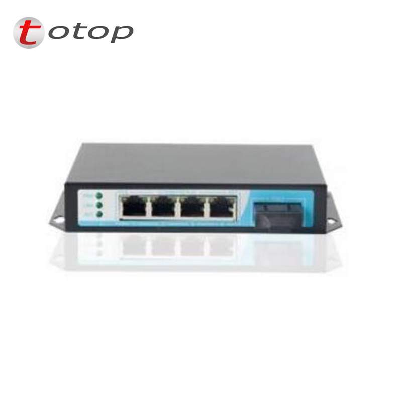 hua wei poe switch  transmission distance100M 4 Port PoE Switch, 4 Port AF PoE Ports and One Uplink Single Fiber Bandwidth: 1.0ghua wei poe switch  transmission distance100M 4 Port PoE Switch, 4 Port AF PoE Ports and One Uplink Single Fiber Bandwidth: 1.0g