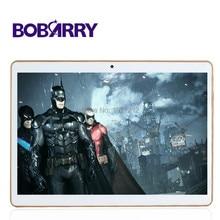 10 pulgadas 3G 4G Lte El Tablet PC Octa Core 4G RAM 128 GB ROM de Doble Tarjeta SIM Android 5.1 tabletas Tab GPS bluetooth 9.6 + teclado