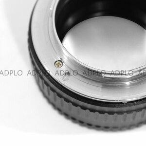 Image 3 - M42 NEX/M Pixco ayarlanabilir odaklama makro Helicoid adaptörü tüp takım elbise için M42 Lens Sony E dağı kamera NEX a5000 A3000 5T 3N