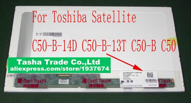 For Toshiba Satellite C50-B-14D C50-B-13T C50-B C50 Laptop Screen LCD LED Display LP156WH2-TLA1 LP156WH2 TLA1 new 14 14 0 laptop led lcd screen panels display lp140wh8 tla1 hb140wx1 300 b140xtn02 3 lp140