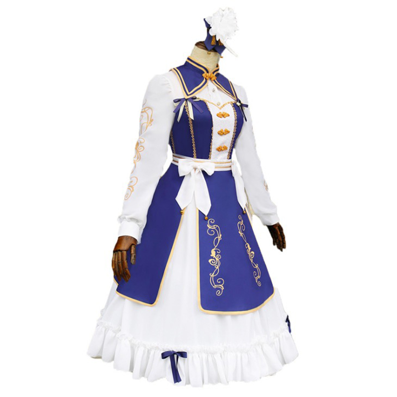 Jeu Miracle Nikki Cosplay Costumes Nikki Cosplay Kawaii Lolita robe Costume Halloween fête femmes Cosplay Costume - 2