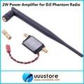 2.4 ГГц 2 Вт Диапазон Мощности Усилитель Сигнала Усилитель Мощности Модуль для DJI Phantom 2.4 Г Радио Передатчик