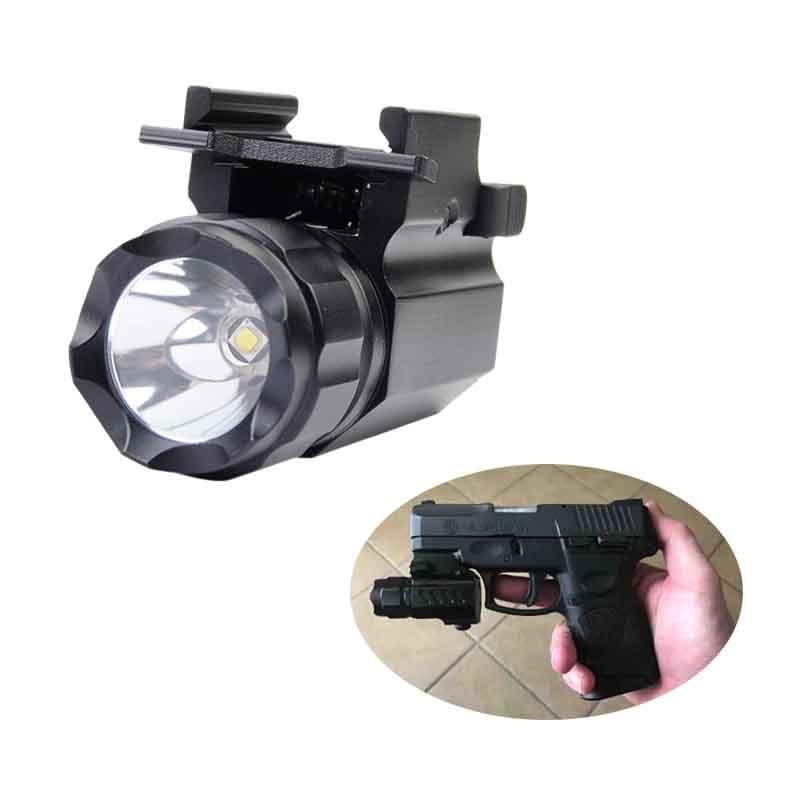 TrustFire Tactical Rifle Flashlight P10 XP-G R5 LED 2 Mode 320 Lumens 3.0V-4.2V Hunting Gun Light