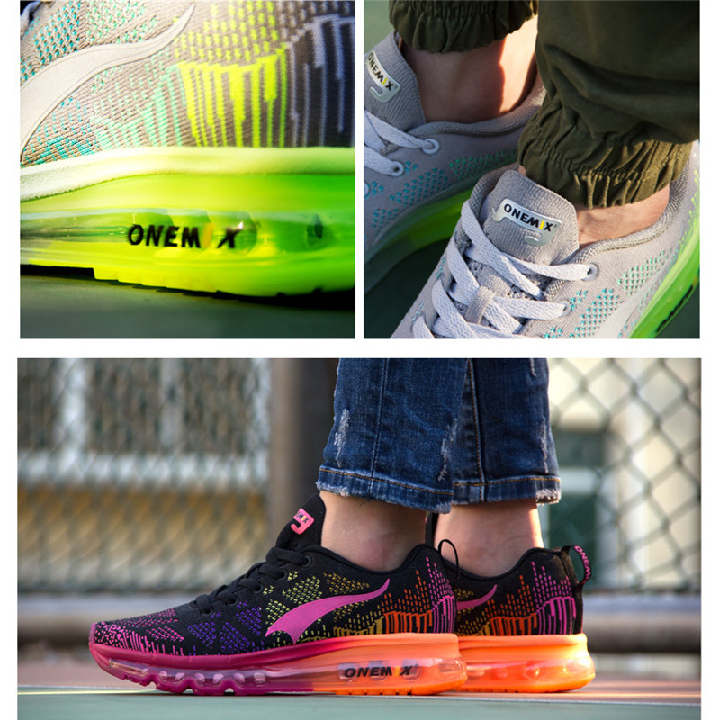 onemix Free Men Women Air Running Shoes for Men Air Brand 17 Women Sport Sneaker Breathable Mesh Athletic Outdoor Chusion Shoe 3