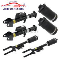 Air Suspension Shock Absorber with ADS Air spring bag for Mercedes X164 W164 ML GL Class 1643202031 1643200731 1643205813