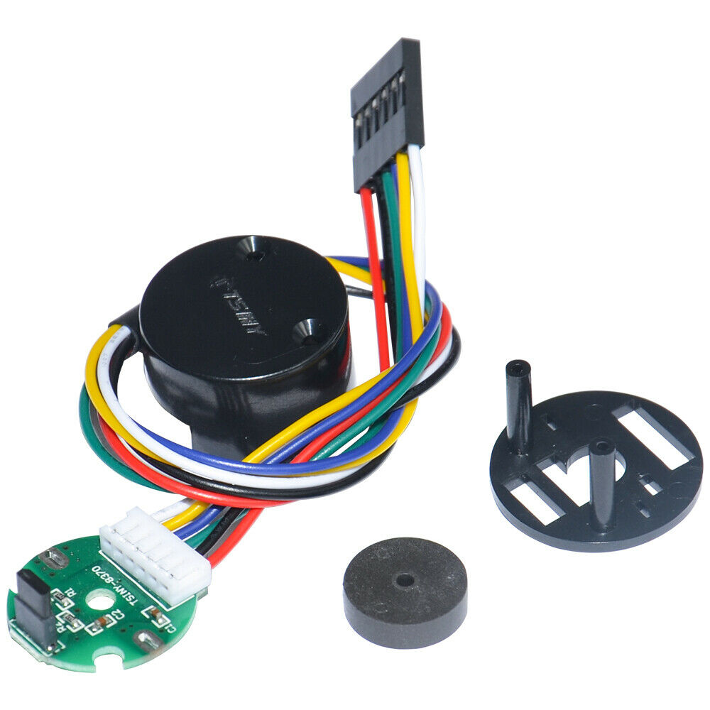 DC <font><b>Motor</b></font> Hall Magnetic Encoder DC2.5V~24V High Sensitivity Hall Sensor for <font><b>370</b></font> <font><b>Motor</b></font> Built-in Pull-up Resisto Battery Protection image