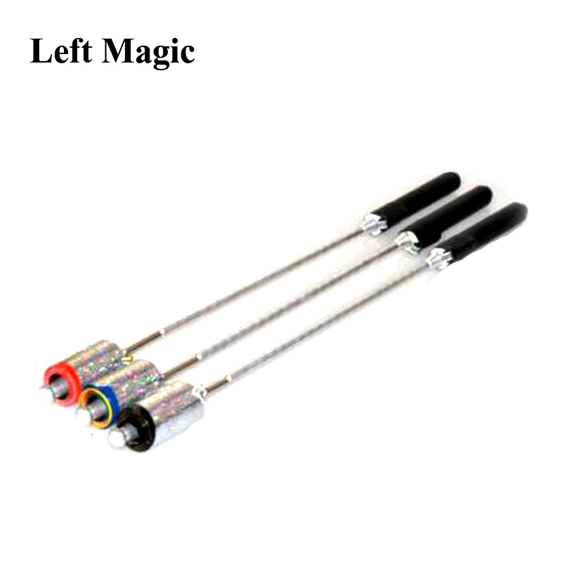 Flaming Torch To Appearing Cane with Igniter Magic Tricks Magician Fire Magie Wand Stage Illusion Gimmick Props Comedy