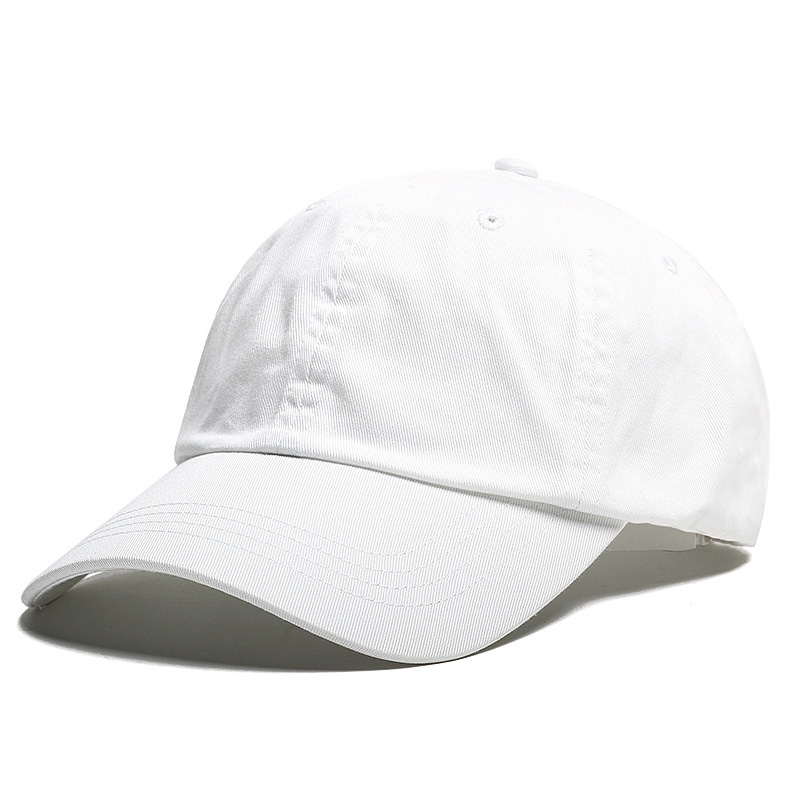 b57934fab 100% cot blank baseball caps Black White snapback dad hat men women 6 Panel  visor cap Blank Vintage Visor Caps gorra bone