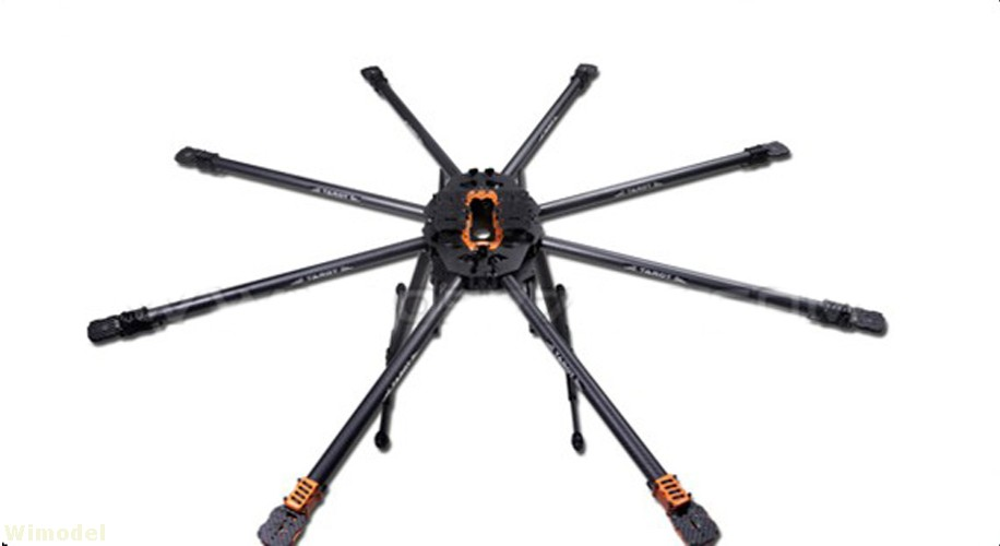 Tarot T18 Aerial Photography 25mm Carbon Fiber Plant Protection UAV TL18T00 Octocopter Frame 1270MM FPV F08167 садовая химия zi jane plant protection station 38 200g 80%