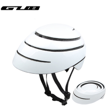 GUB Folding Helmet Cycling City Bike Urban Bicycle BMX Fixed Safe Cap Men Women Integrally-Molded 60-63cm