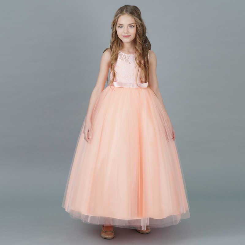 66b4755d7 ... Vestido de fiesta de graduación para niña recién nacido para fiesta de  noche evento graduación vestido ...