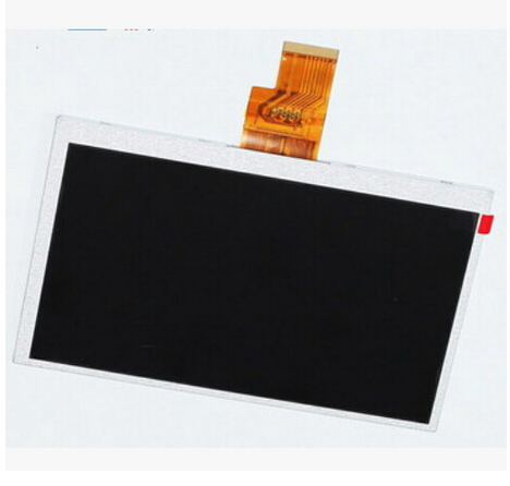 New LCD Display Matrix For 7 MegaFon Login 3 III MT4A login3 TABLET LCD Screen Panel Lens Frame replacement Free Ship original touch screen panel digitizer glass sensor replacement for 7 megafon login 3 mt4a login3 tablet free shipping