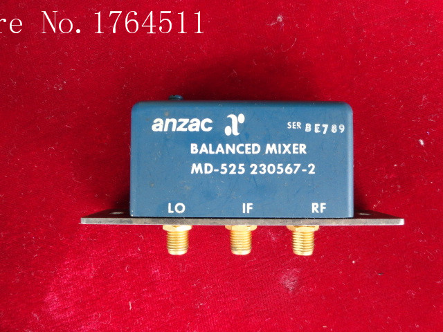 [BELLA] ANAZAC MD-525 230567-2 SMA RF RF Coaxial Double Balanced Mixer