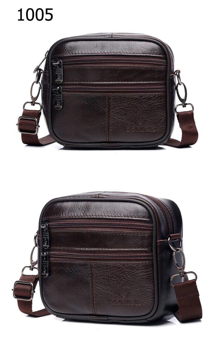Homens Marca de Luxo Designer Messenger Bags