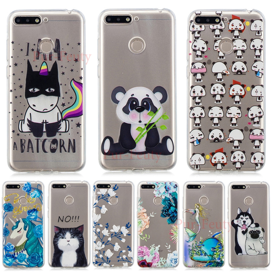 Case For Huawei <font><b>Honor</b></font> <font><b>7A</b></font> A7 <font><b>DUA</b></font> <font><b>L22</b></font> LX2 Anti Knock Protection silicone Phone Case for Huawei <font><b>Honor</b></font> 7S S7 Honor7S <font><b>DUA</b></font>-<font><b>L22</b></font> <font><b>DUA</b></font>-LX2 image