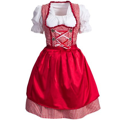 Costume German Oktoberfest Dirndl Dress