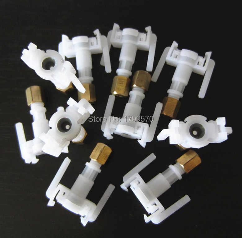 Konektor Berlaku tinta Peredam Untuk Mimaki JV33 JV5/TS3-1600/TS5-1600AMF Printer