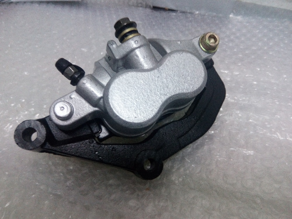 ФОТО Yamah SR125, XV125, XV250 Virago Brake Caliper Assembly  4HM-2580T-00