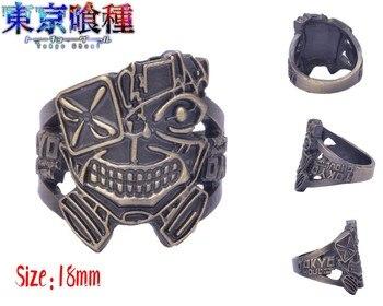 Аниме кольцо токийский гуль 18 мм