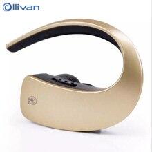 Q2 Bluetooth Headset Deporte de Auriculares con aislamiento de Ruido de Micrófono Estéreo de Auriculares de la Música para el iphone Samsung Xiaomi Smartphone