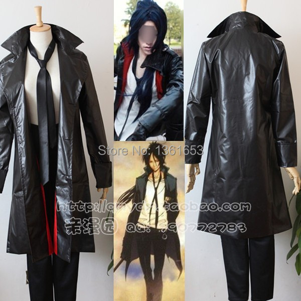 Hot Anime katekyo hitman reborn cosplay costumes six skeletons cos costume anime cosplay Halloween costume