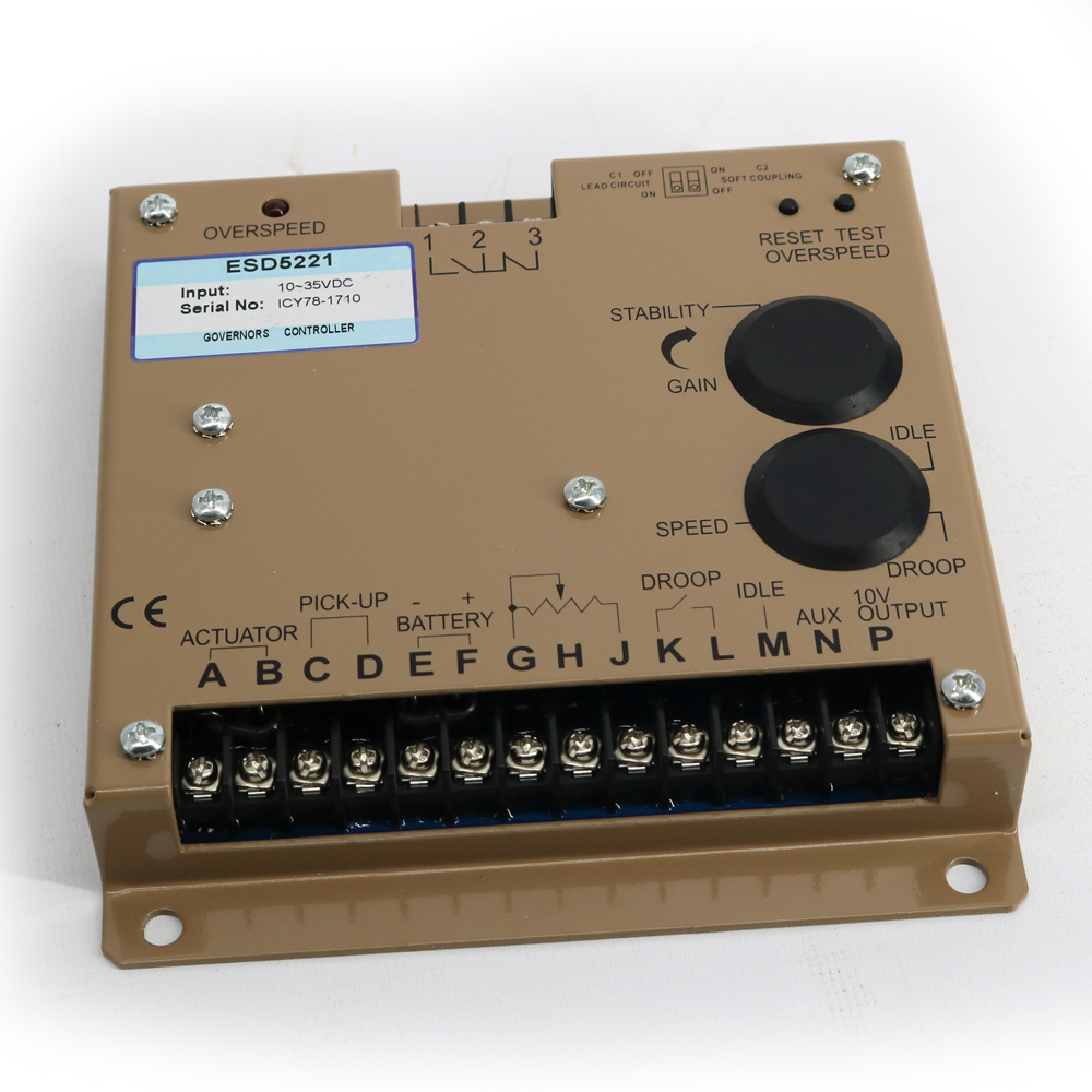 ESD5221 Good Quality Governor Speed Controller Speed control Unit ( PER5221 ) цена