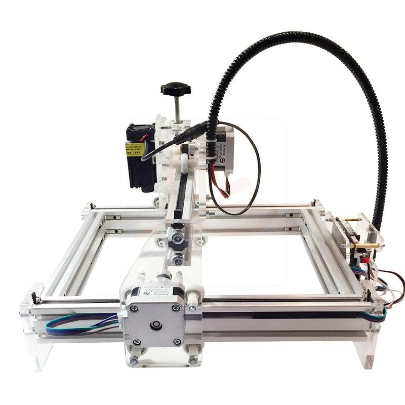 500mW Desktop DIY LY 2017 Laser Engraving Machine CNC Laser Cutting Machine 20*17CM - 4