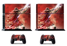 Michael Jordan 390 PS4 Skin PS4 Sticker