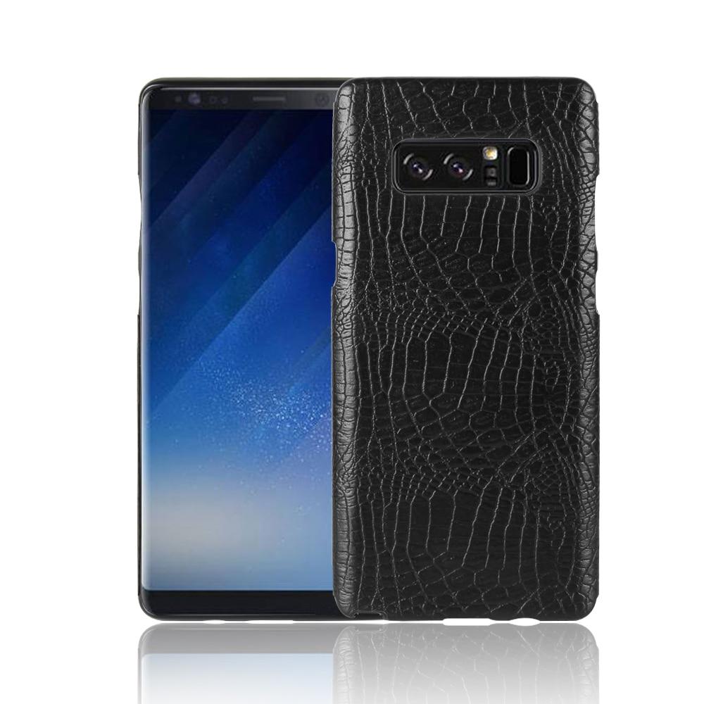 Για Samsung Galaxy Note 8 Case 5.7inch Luxury TPU Soft Crocodile - Ανταλλακτικά και αξεσουάρ κινητών τηλεφώνων - Φωτογραφία 3